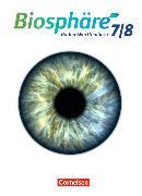 Cover-Bild zu Biosphäre 7./8. Schuljahr. Schülerbuch. BW von Agster, Astrid-Karoline