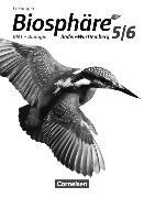 Cover-Bild zu Biosphäre 5./6. Schuljahr. Lösungen. BW von Auerbach, Stefan