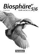 Cover-Bild zu Biosphäre 5./6. G9. Schuljahr. Lösungen. NI von Auerbach, Stefan