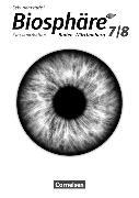 Cover-Bild zu Biosphäre 7./8. Schuljahr. Klassenarbeiten. BW von Bils, Werner