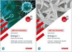 Cover-Bild zu STARK Abitur-Training - Biologie Band 1+2 - BaWü von Bils, Werner