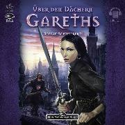 Cover-Bild zu Das Schwarze Auge - Über den Dächern Gareths (Audio Download) von Schweikert, Stefan