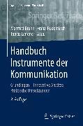 Cover-Bild zu Handbuch Instrumente der Kommunikation (eBook) von Bruhn, Manfred (Hrsg.)