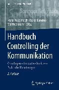 Cover-Bild zu Handbuch Controlling der Kommunikation (eBook) von Esch, Franz-Rudolf (Hrsg.)