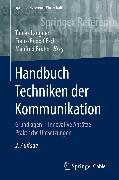 Cover-Bild zu Handbuch Techniken der Kommunikation (eBook) von Langner, Tobias (Hrsg.)
