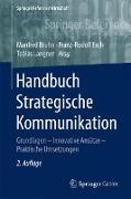 Cover-Bild zu Handbuch Strategische Kommunikation von Bruhn, Manfred (Hrsg.)