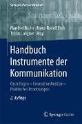 Cover-Bild zu Handbuch Instrumente der Kommunikation von Bruhn, Manfred (Hrsg.)