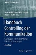Cover-Bild zu Handbuch Controlling der Kommunikation von Esch, Franz-Rudolf (Hrsg.)