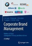 Cover-Bild zu Corporate Brand Management von Esch, Franz-Rudolf (Hrsg.)