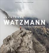 Cover-Bild zu Abenteuer Watzmann von Thoma-Bregar, Kathrin
