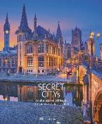 Cover-Bild zu Secret Citys Europa von Aubel, Henning