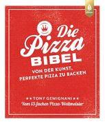 Cover-Bild zu Die Pizza-Bibel von Gemignani, Tony