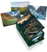 Cover-Bild zu Postkartenbox Stille Orte der Schweiz von Storrer, Heinz (Fotogr.)