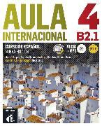 Cover-Bild zu Corpas, Jaime: Aula Internacional 4. Curso de Español. Nueva Edicion