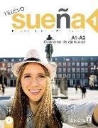 Cover-Bild zu Martínez, Ángeles Álvarez: Nuevo Sueña 1 A1-A2. Cuaderno de Ejercicios