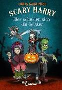 Cover-Bild zu Scary Harry - Hier scheiden sich die Geister von Kaiblinger, Sonja