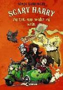 Cover-Bild zu Scary Harry - Zu tot, um wahr zu sein von Kaiblinger, Sonja