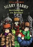 Cover-Bild zu Scary Harry - Knochengrüße aus Russland von Kaiblinger, Sonja