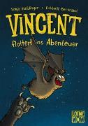 Cover-Bild zu Vincent flattert ins Abenteuer von Kaiblinger, Sonja