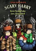 Cover-Bild zu Scary Harry 7 - Knochengrüße aus Russland (eBook) von Kaiblinger, Sonja