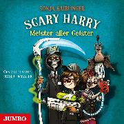 Cover-Bild zu Scary Harry. Meister aller Geister (Audio Download) von Kaiblinger, Sonja