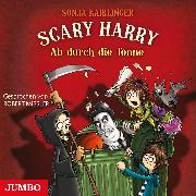 Cover-Bild zu Scary Harry. Ab durch die Tonne (Audio Download) von Kaiblinger, Sonja
