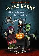 Cover-Bild zu Scary Harry 5 - Hier scheiden sich die Geister (eBook) von Kaiblinger, Sonja