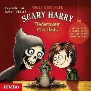 Cover-Bild zu Scary Harry. Fledermaus frei Haus (Audio Download) von Kaiblinger, Sonja