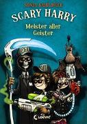 Cover-Bild zu Scary Harry - Meister aller Geister von Kaiblinger, Sonja