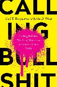 Cover-Bild zu Calling Bullshit von Bergstrom, Carl T.