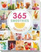 Cover-Bild zu 365 Smoothies, Powerdrinks & Co