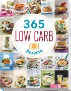 Cover-Bild zu 365 Low-Carb-Rezepte
