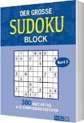 Cover-Bild zu Der große Sudokublock Band 3