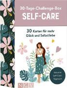 Cover-Bild zu 30-Tage-Challenge-Box Self Care von Weneit, Sina