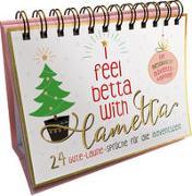 Cover-Bild zu I feel better with lametta. Der besondere Adventskalender