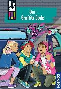Cover-Bild zu Die drei !!!, 64, Der Graffiti-Code (drei Ausrufezeichen) (eBook) von Vogel, Kirsten