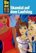 Cover-Bild zu Die drei !!!, 49, Skandal auf dem Laufsteg (drei Ausrufezeichen) (eBook) von Sol, Mira