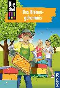 Cover-Bild zu Die drei !!!, 78, Das Bienengeheimnis von Vogel, Kirsten
