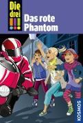 Cover-Bild zu Die drei !!! 52. Das rote Phantom (drei Ausrufezeichen) (eBook) von Vogel, Maja von