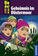 Cover-Bild zu Die drei !!!, 56, Geheimnis im Düstermoor (drei Ausrufezeichen) (eBook) von Vogel, Maja von