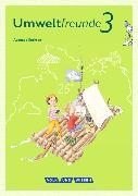 Cover-Bild zu Umweltfreunde 3. Schuljahr. Schülerbuch. SN von Arnold, Jana
