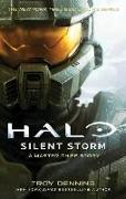 Cover-Bild zu Halo: Silent Storm von Denning, Troy
