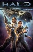 Cover-Bild zu Halo: Escalation Volume 1 von Schlerf, Christopher