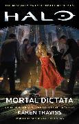 Cover-Bild zu HALO: Mortal Dictata von Traviss, Karen