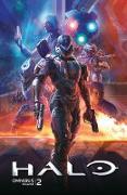 Cover-Bild zu Halo Omnibus Volume 2 von Boudreau, Duffy