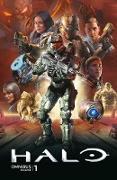 Cover-Bild zu Halo Omnibus Volume 1 von Reed, Brian