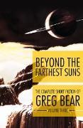 Cover-Bild zu Beyond the Farthest Suns (eBook) von Bear, Greg