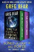 Cover-Bild zu Songs of Earth and Power (eBook) von Bear, Greg