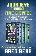 Cover-Bild zu Journeys Through Time & Space (eBook) von Wells, H. G.