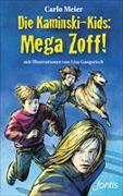 Cover-Bild zu Mega Zoff! von Meier, Carlo